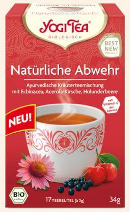 Yogi Tee Natürliche Abwehr 17 Btl.