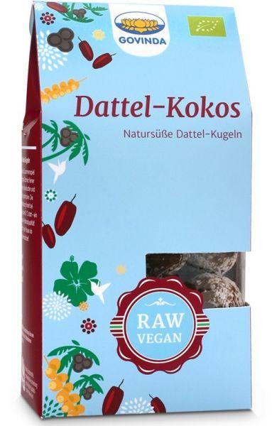 Dattel-Kokos-Kugeln