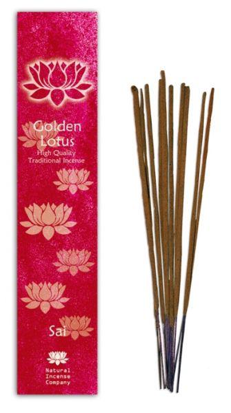 Sai - Golden Lotus Incense 10 Stk