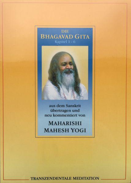 Maharishi Mahesh Yogi - Bhagavad Gita Kap.1-6