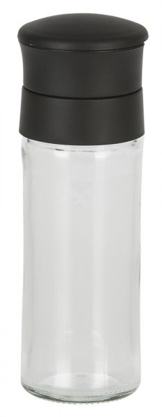 Gewürzglas mit Keramikmühle 45/150mm