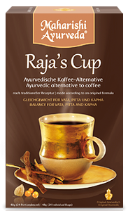 Rajas Cup (Ayurved. Kaffee) in 24Btl