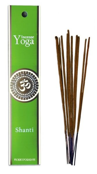 Shanthi Yoga Incense 10 Stk