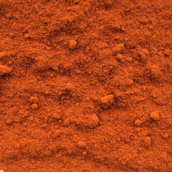 Chillies - Cayennepfeffer gemahlen