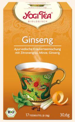 Yogi Tee Ginseng 17 Btl.