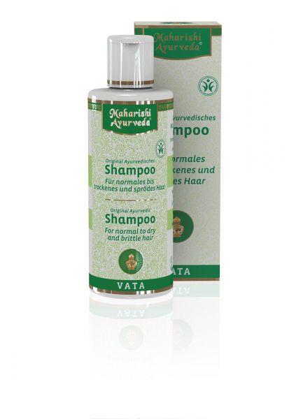 Ayurvedisches Shampoo Vata