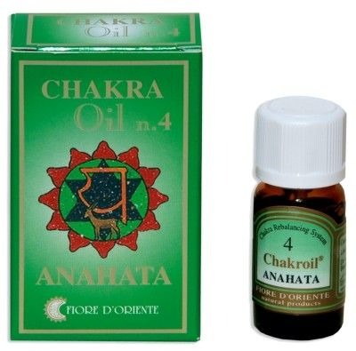 Anahata Chakra oil