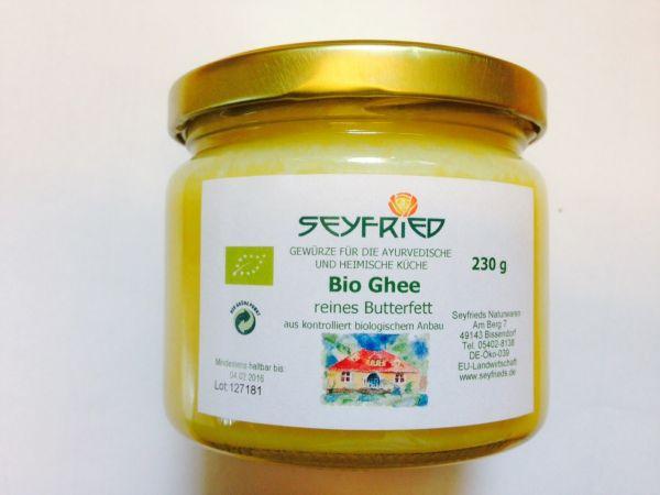 Ghee (Butterschmalz)