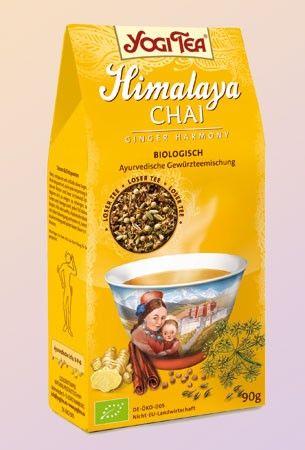 Yogi Tee Himalaya Chai