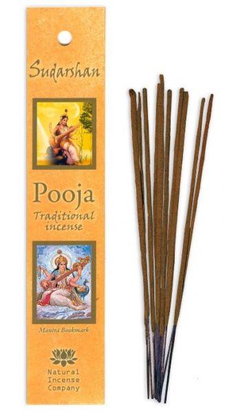 Sudarshan - Pooja Incense 10 Stk