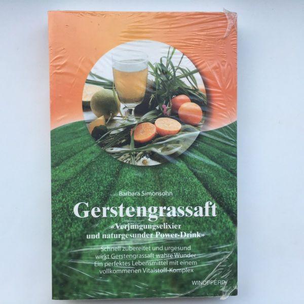 Simonsohn - Gerstengrassaft