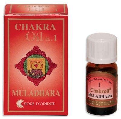 Muladhara Chakra oil