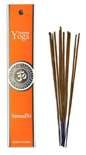 Samadhi Yoga Incense 10 Stk