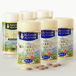Maharishi Amrit Kalash MA5 zuckerfreie Tabletten