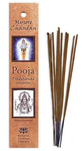 Mysore Chandan - Pooja Incense 10 Stk