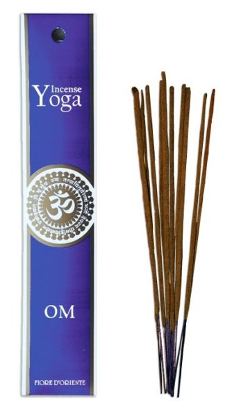 Om Yoga Incense 10 Stk