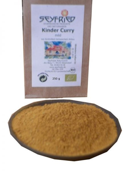 Kinder Curry