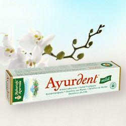 Ayurdent Zahncreme mild