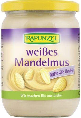 Mandelmus weiß