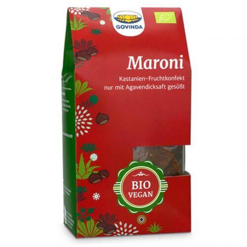 Maronikonfekt