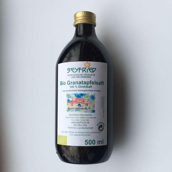 Granatapfel Direktsaft