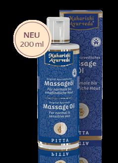 Pitta Massageöl