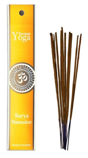Surya Namascar Yoga Incense 10 Stk