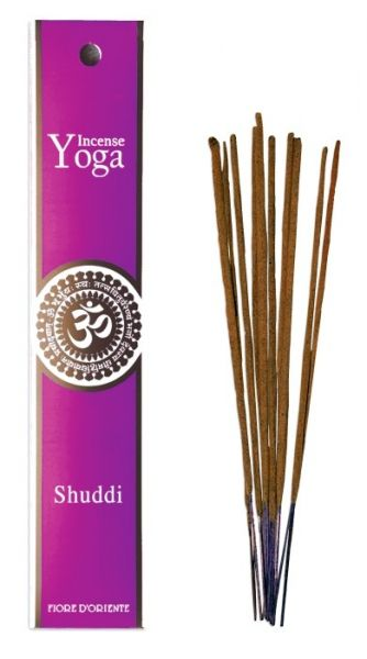 Mudra (Shuddi) Yoga Incense 10 Stk