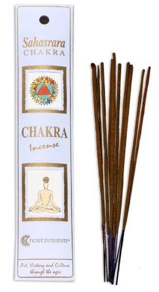 Sahasrara Chakra Incense 10 Stk