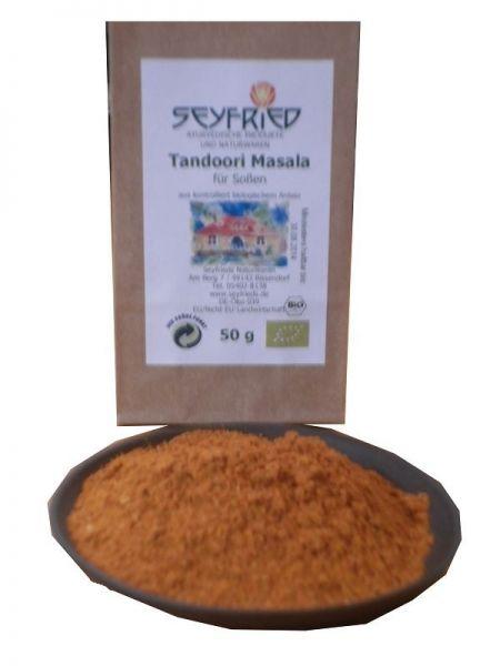 Tandoori Masala für Gebratenes