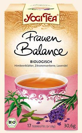 Yogi Tee Frauen Balance 17 Btl.