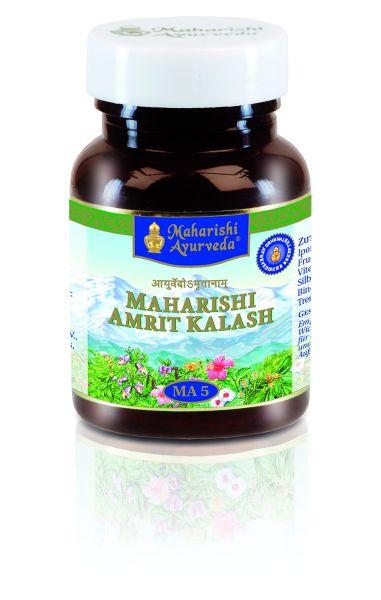 Maharishi Amrit Kalash MA5, Tabletten