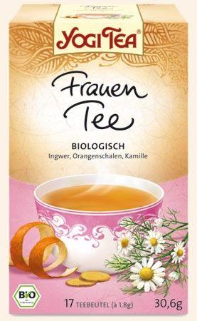 Yogi Tee Frauen Tee 17 Btl.