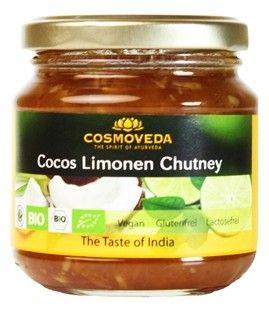 Cocos Limonen Chutney