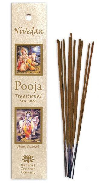 Nivedam - Pooja Incense 10 Stk