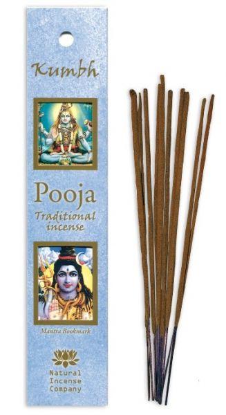 Kumbh - Pooja Incense 10 Stk
