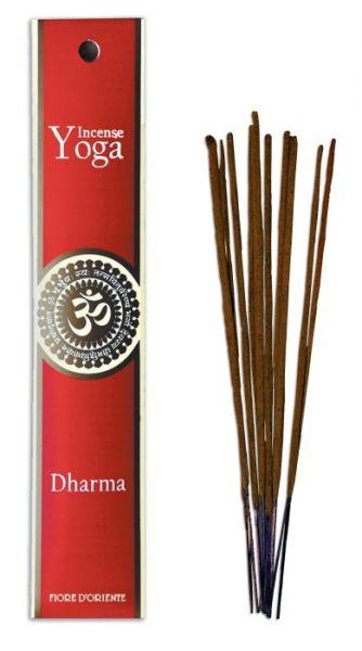 Dharma Yoga Incense 10 Stk