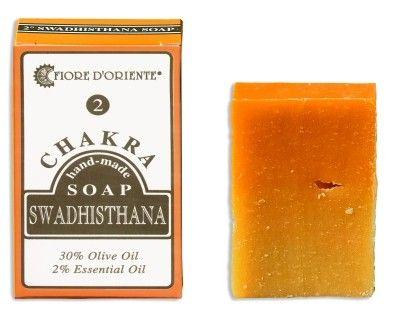 Swadisthana Chakra Seife