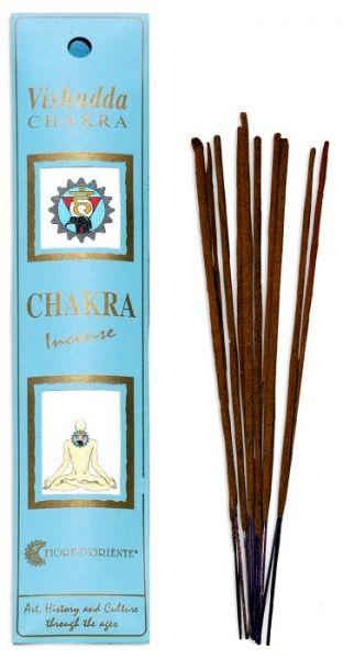 Vishudda Chakra Incense 8 Stk