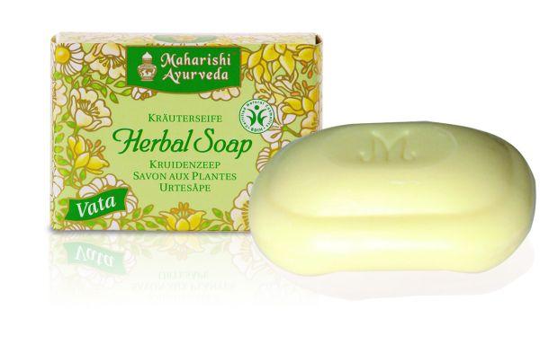 Vata Kräuterseife Lemongras