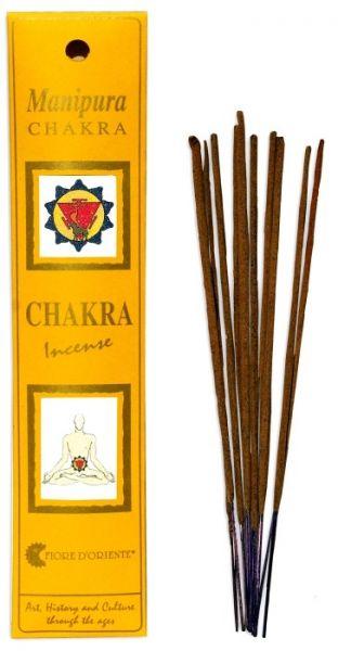 Manipura Chakra Incense 8 Stk