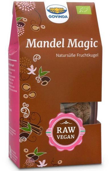 Mandel-Magic-Kugeln