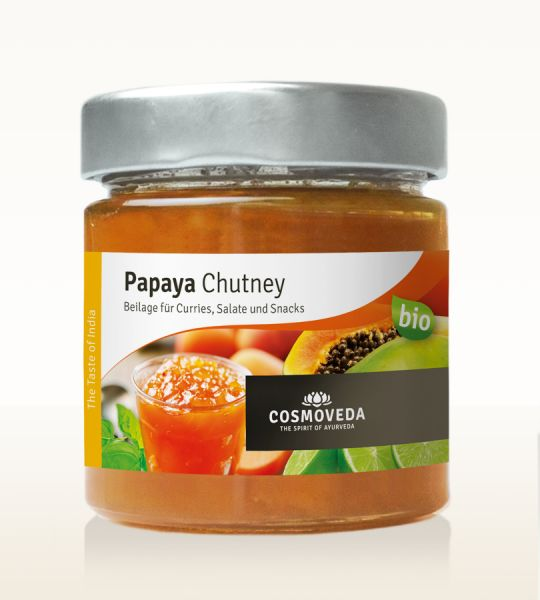Papaya Chutney