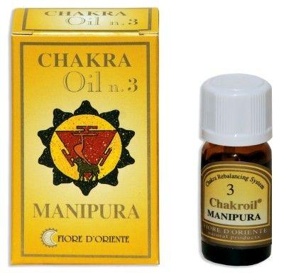 Manipura Chakra oil