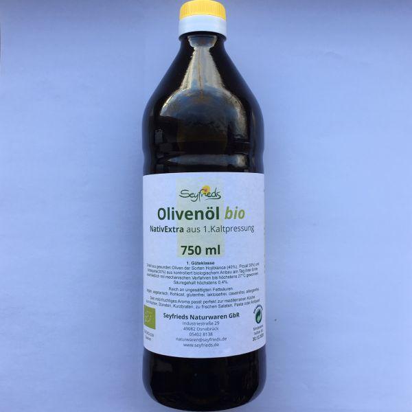 Olivenöl NativExtra 1.Kaltpressung 1.Güteklasse