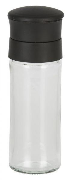 Gewürzmühle 45/150mm in Glas/Kunststoff Keramikmahlwerk