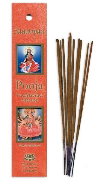 Samarpan - Pooja Incense 10 Stk