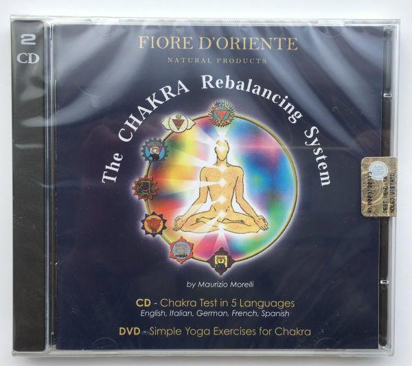 Chakra Test - DVD
