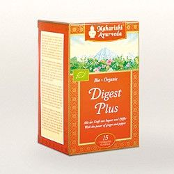 Digest Plus Tee 15 Btl