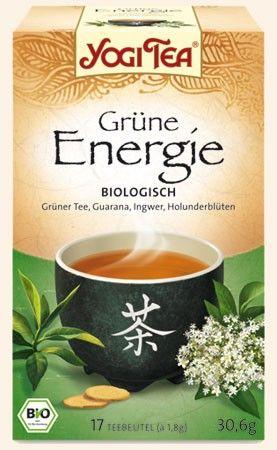Yogi Tee Grüne Energie 17 Btl.